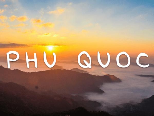 Phu Quoc reis