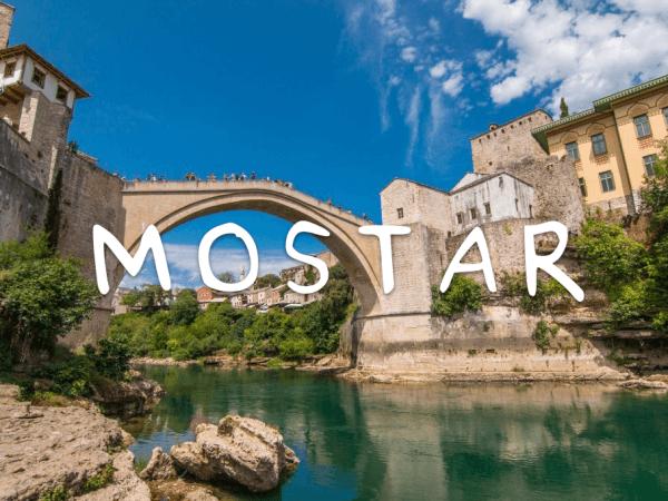 Mostar vakantie