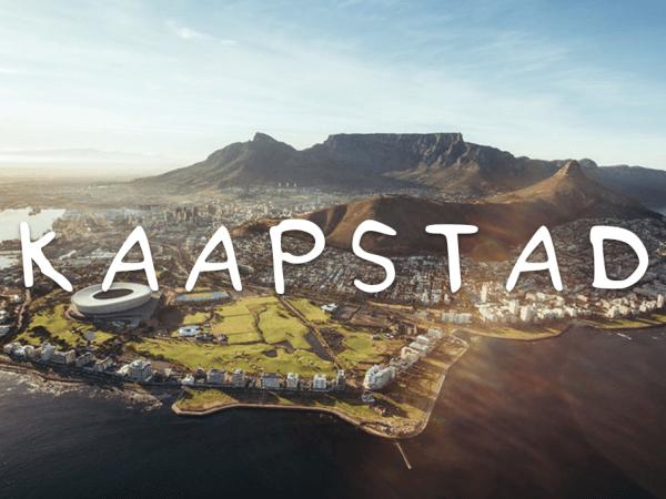 Reis Kaapstad