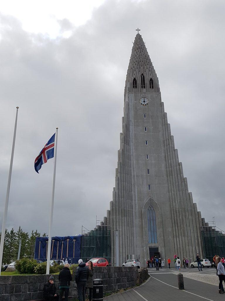 Hallgrímskirkja kerk