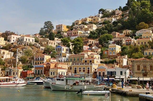 griekenland eilandhoppen