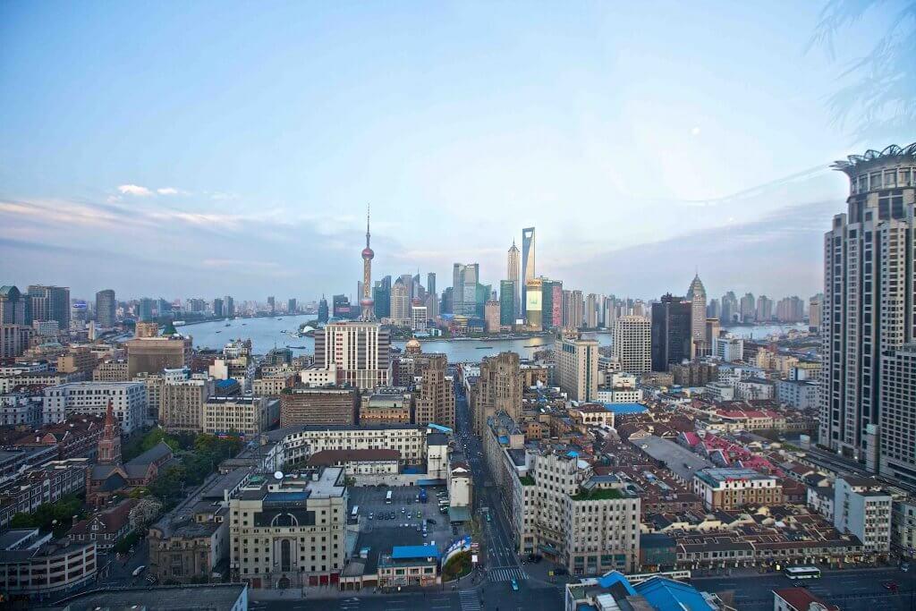 china stad
