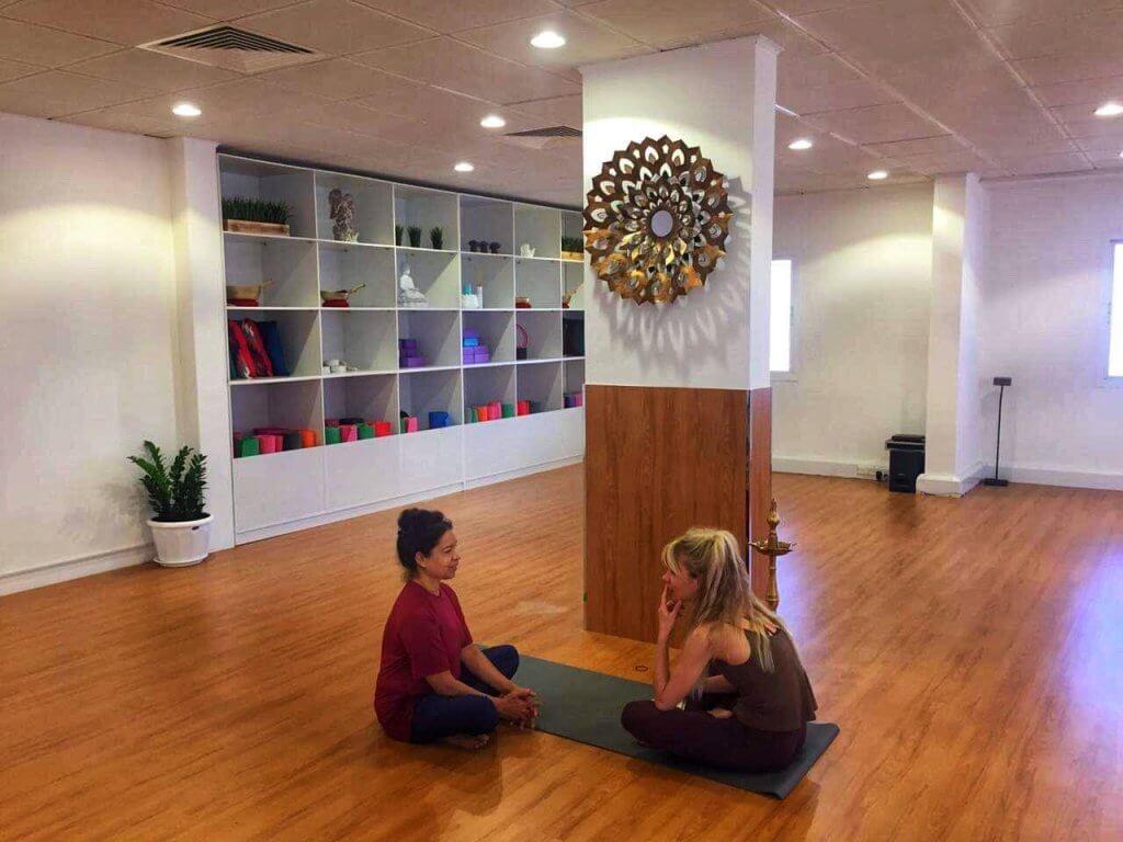 yoga oman