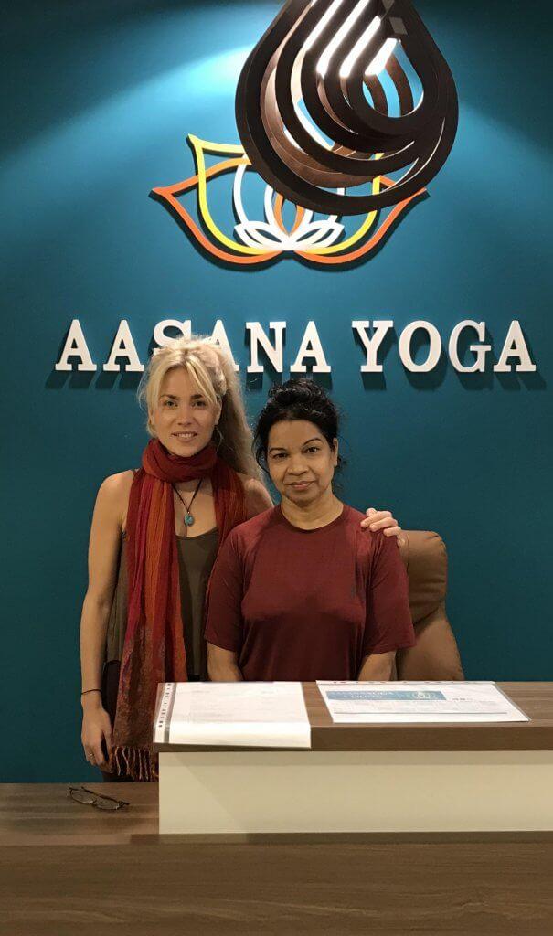 aasana yoga oman