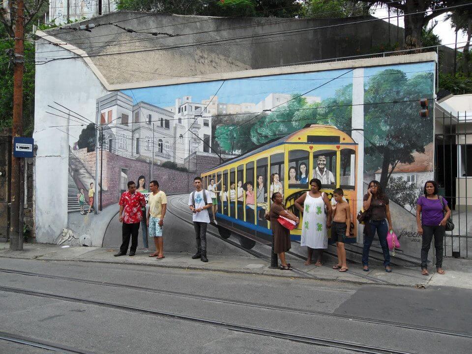 vervoer brazilie