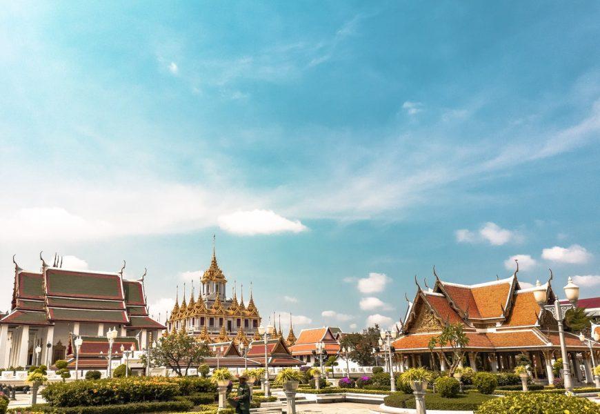 Bangkok Reis Toerist