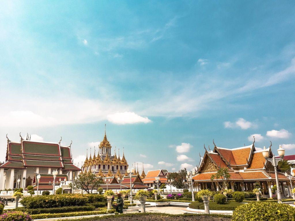 Bangkok Thailand Tempel