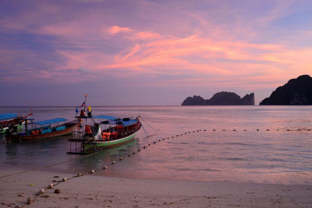 Ko Phi Phi Don Thailand Mooiste eilanden