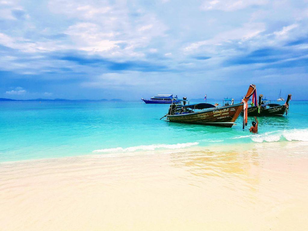 Thailand Mooiste eilanden Boot
